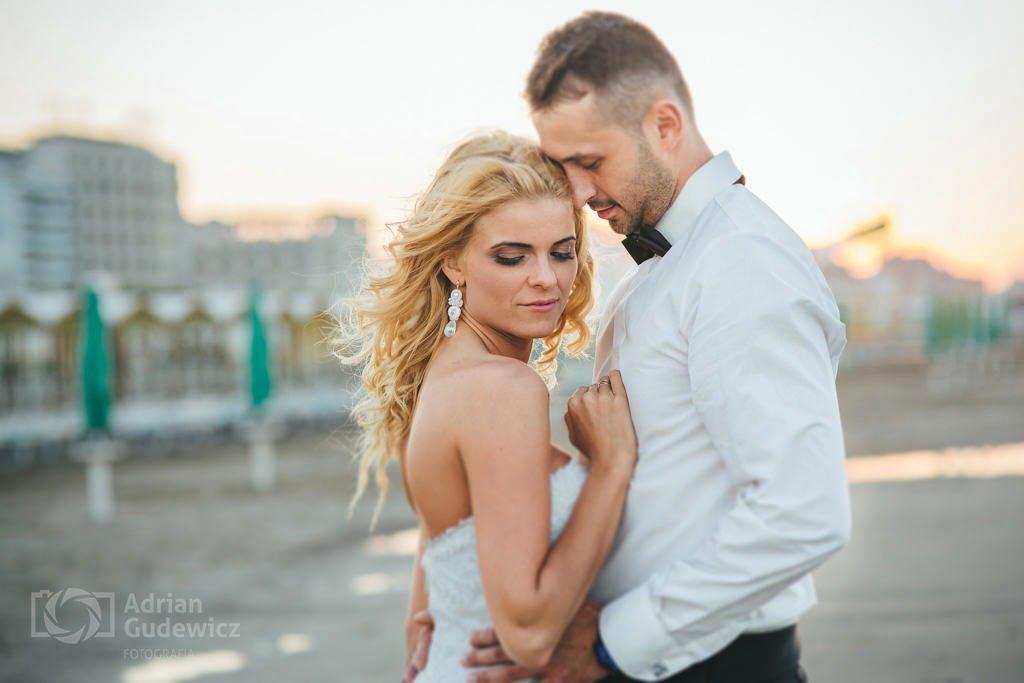 Fotografia ślubna Białystok - podróż do San Marino