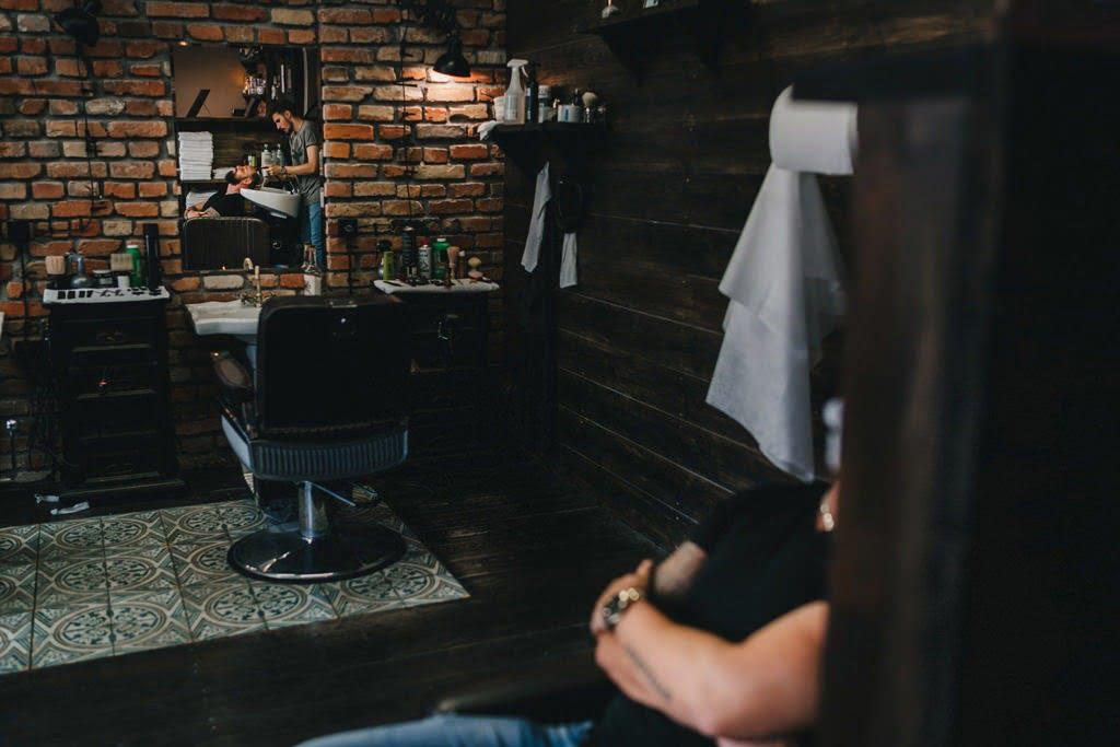 Przygotowania Barber shop Białystok