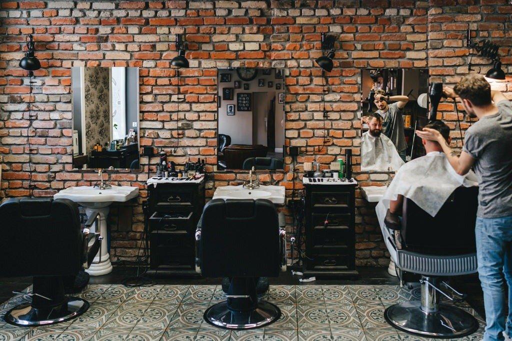 Pan młody w Barber shop Białystok