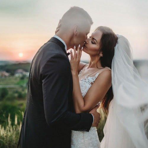 piękna para młoda białystok