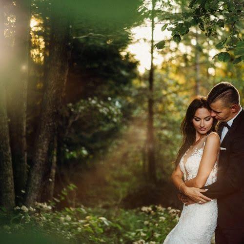 fotograf białystok sesja ślubna