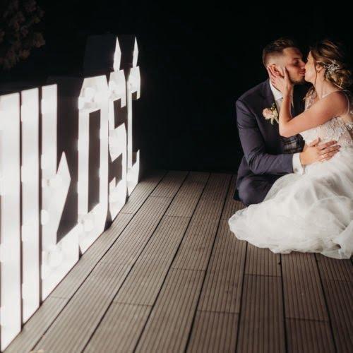 Zdjęcia ze ślubu przy love