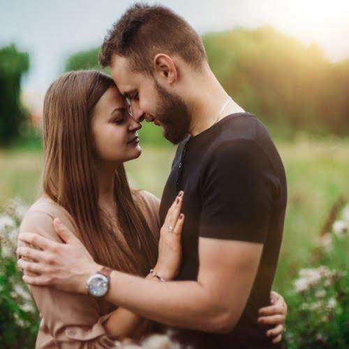 sesja narzczeczeńska zakochanych