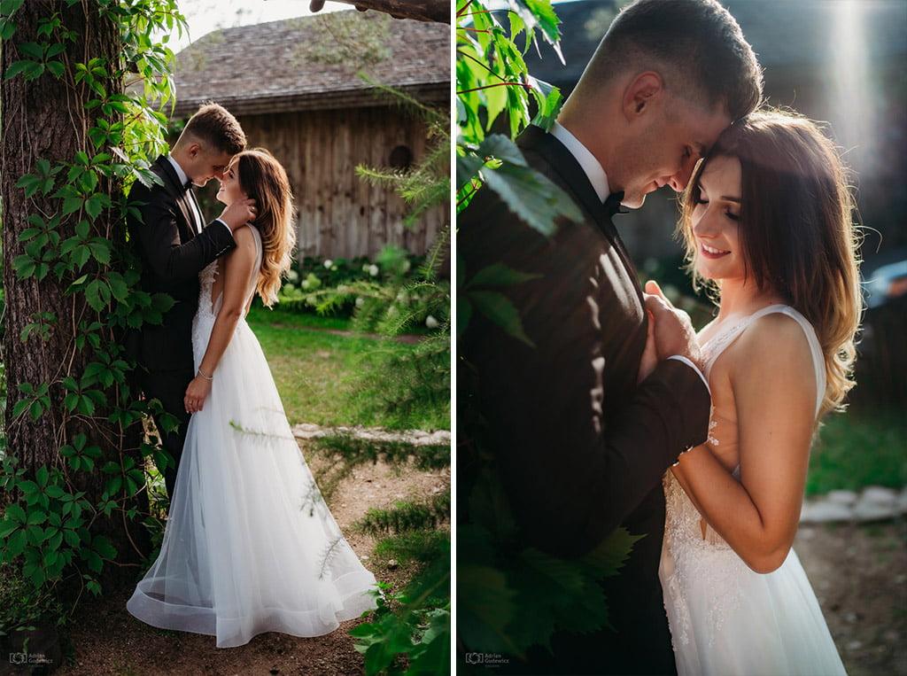 kiszukówka Plener ślubny