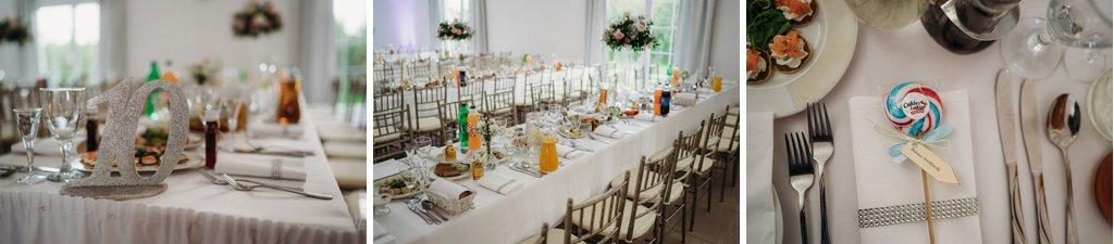 sala na wesele lawendowy zakątek