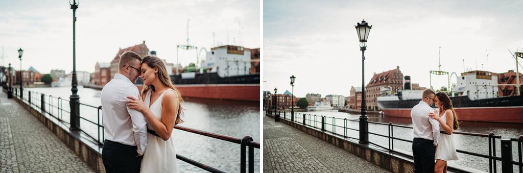 079 sesja narzeczeńska stare miasto gdańsk